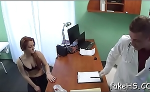 U won'_t be able to forget that wild sex with a excited doctor