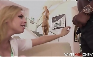 Cheating Hot Big Tits Wife Britney Amber Fucks Black Football Star With Huge Cock