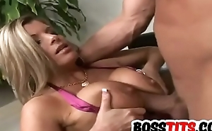 Drilling his Racked boss Kristal Summers