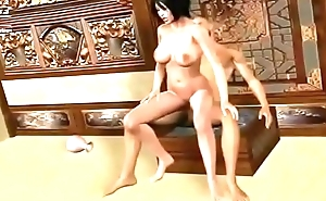 3D Big Tits Hardsex Best fuck Game To Play