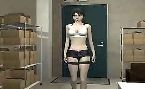 3D Big Tits Animated Mother Hardcore Sex