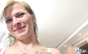 Super POV in a Cougar Hungry for a Cock