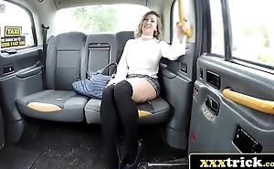 Sexy Spanish Lady Ends Up Fucking a Perv - Betty Foxxx