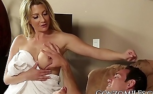 Supreme MILF Jennifer Best fucked hard