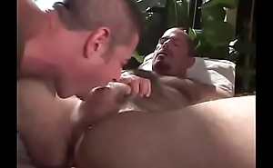 HotOlderMale.com - Bears in Paradise: Nick Moretti and Tim Kelly