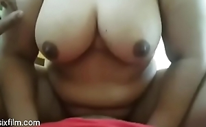 Big boobs wife fuck with young boy