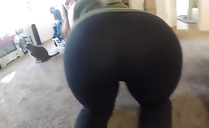 WTF! He Ripped My Yoga Pants And Dumped His Cum Inside Me