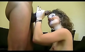 fassiegurlz Bailey Snow gives a handjob