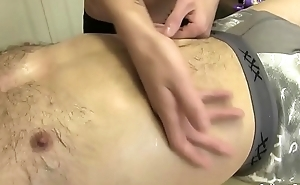 Hot Massages Gay Stud Sucking And Fucking