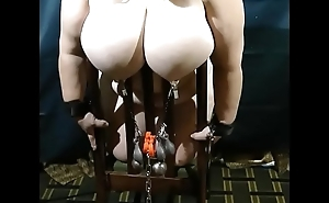 08-Oct-2014 Udder Weights (Sklavin/slave) new record