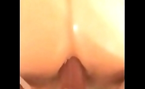 Anal creampie - Close up vid