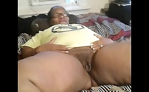 Big Clit Phat Hairy Wet Pussy Ms Ann Wants A Big Young Dick