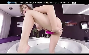 BaDoink VR Miriam Prado Got Her Pussy Banged By Her BF In The Jacuzzi