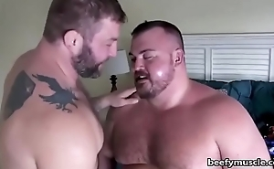 video.beefymuscle.com - Massive muscle bears fucking [tags: muscle bear gay bodybuilder beefy massive thick boy daddy offseason hairy fuck sex hunk anal ass dick cock cum]